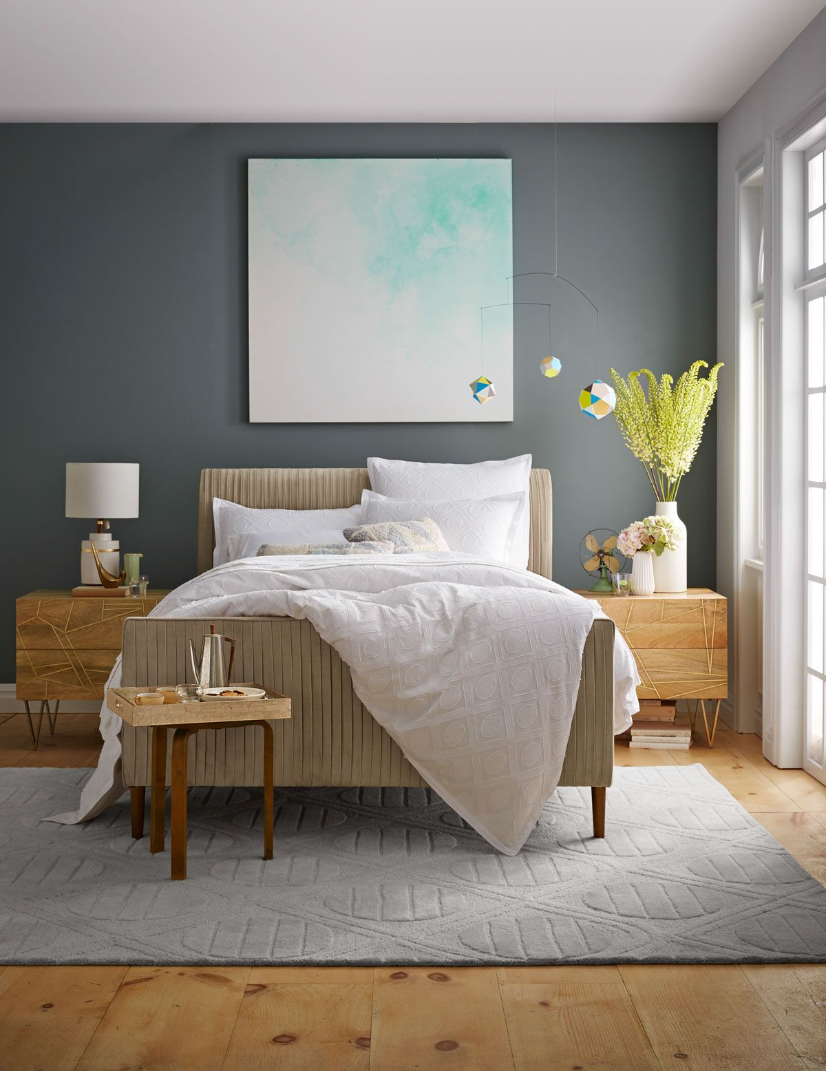 Create A Sophisticated And Stylish Bedroom Discover The Roar Rabbit Collection Of Furniture Bedding Exclusively At West Elm