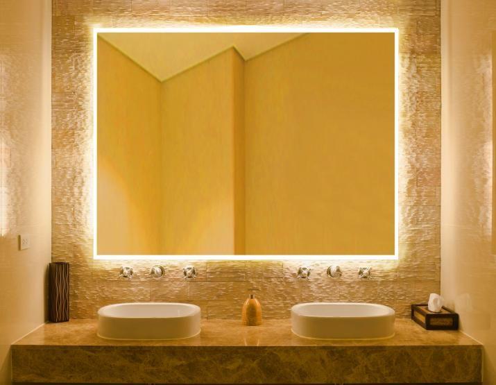 Badezimmerspiegel Bauhaus ~ 74 best spicchi led images on pinterest bathroom home ideas and