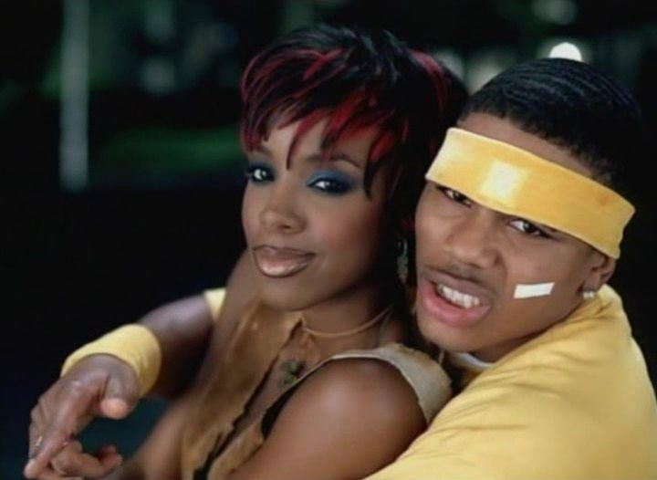 The hilarious fail in Kelly Rowland and Nelly's Dilemma music video