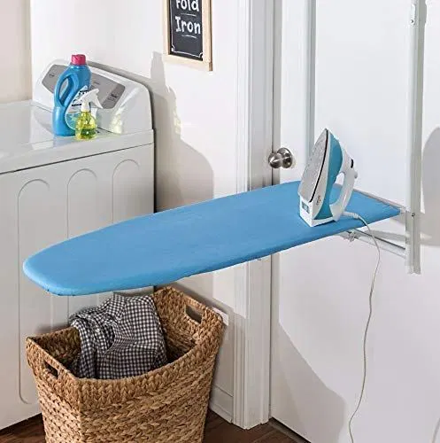 Top 10 Best Over The Door Ironing Boards Review In 2020 Wall Mounted Ironing Board Wall Ironing Board Door Hanging Ironing Board
