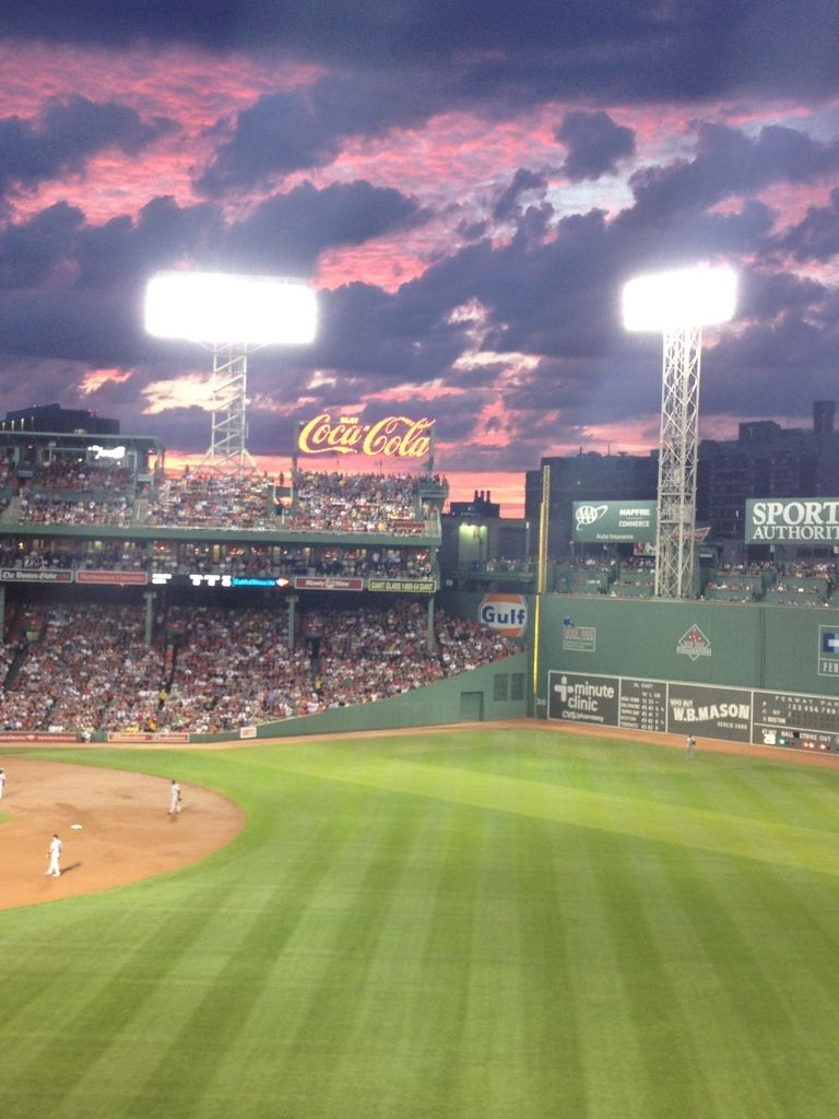 10 Attend a Red Sox Game at Fenway Park Fenway park