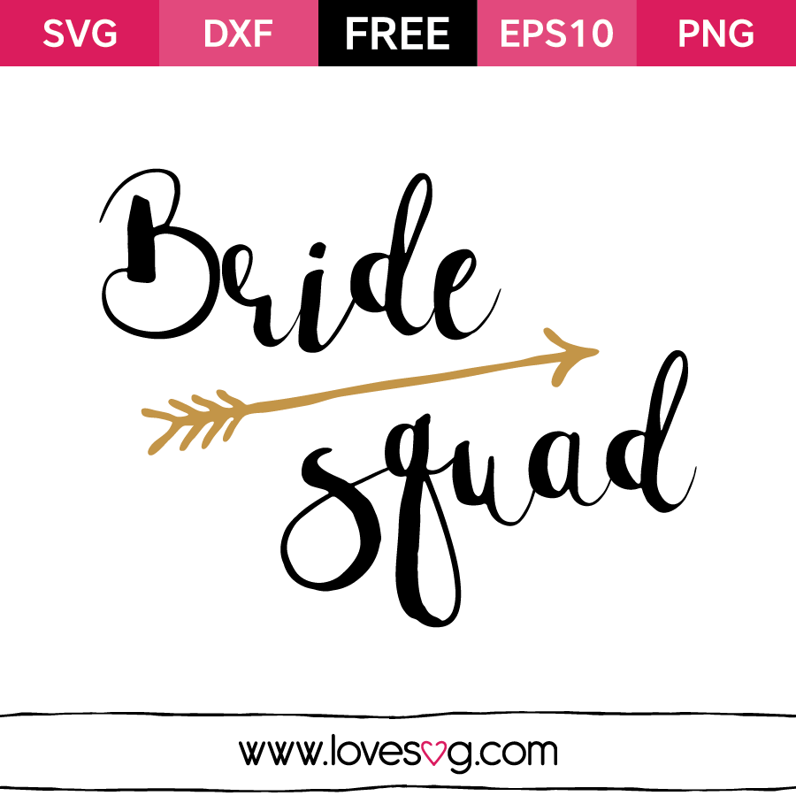 Download Bride Squad | Cricut wedding, Cricut, Svg files for cricut
