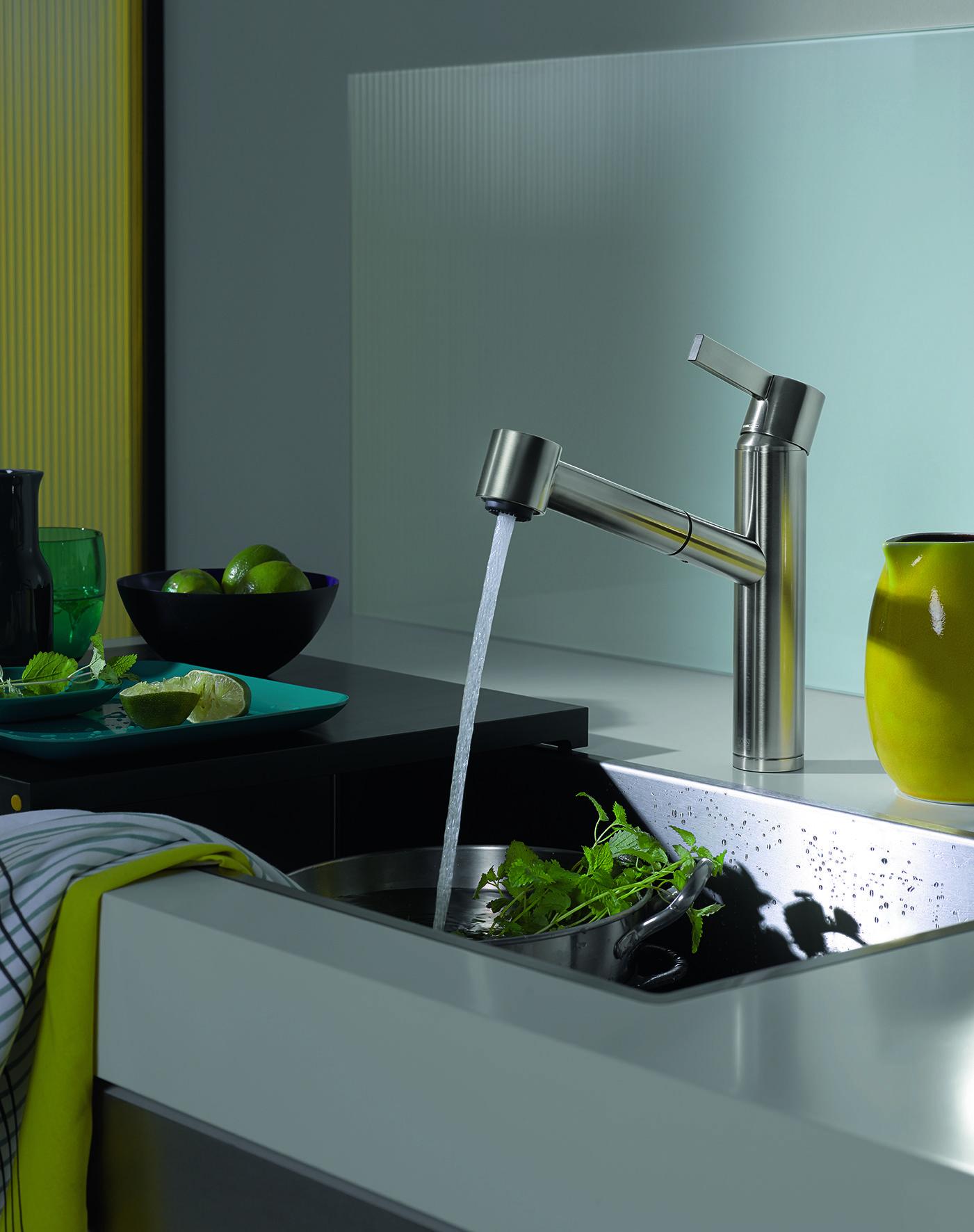 Keukenkraan Eno van Dornbracht | Kitchen fittings, Kitchen ...