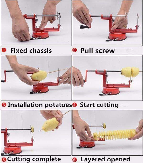 Tornado Stainless Steel Manual