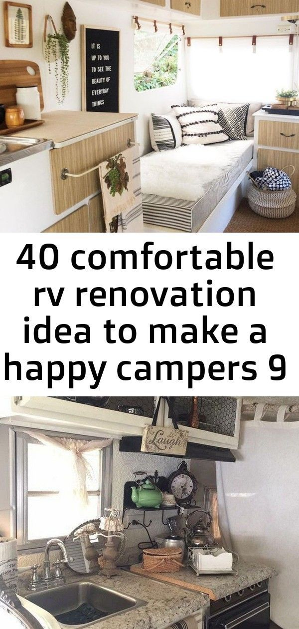 Best Small RV Living Guide To Travel Trailers (15) Best RV Decorations To Make A Happy Camper 28 -
