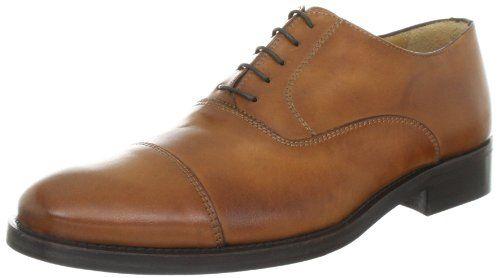 Florsheim Ravel, Zapatos para Hombre, Negro (Black Calf), 45 EU 11 UK