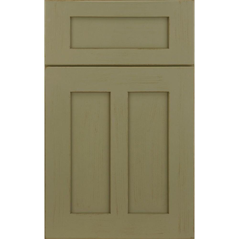 Innermost 14x12 In Seville Cabinet Door Sample In Maple Seagrass Cabinet Doors Cabinet Colors Cabinet