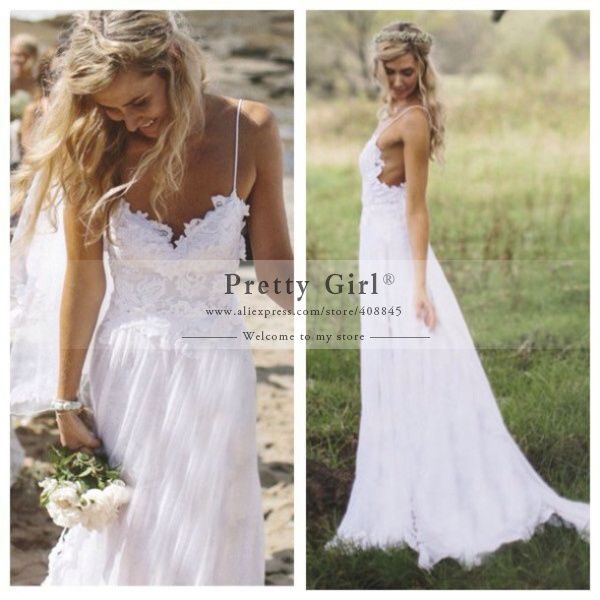 Beautiful Beach Wedding Dresses Cheap   And That Means You Have Decided On A Wedding  Concept And You Need To Find Beach Wedding Dres
