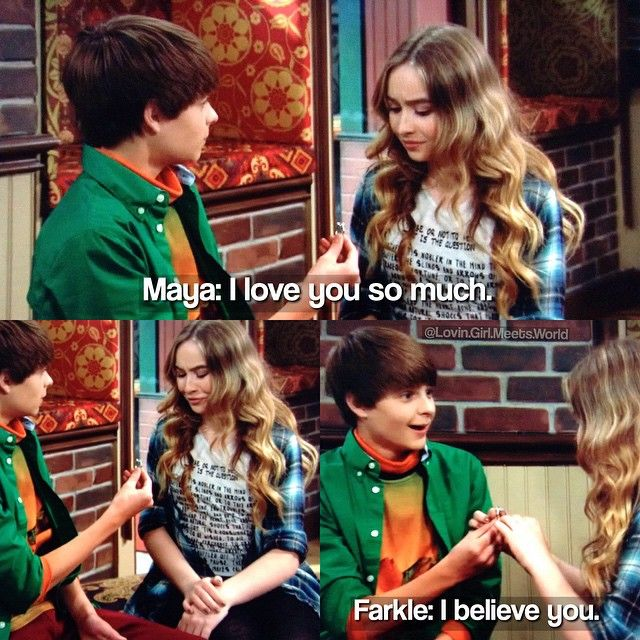 Girl Meets World (2x02)