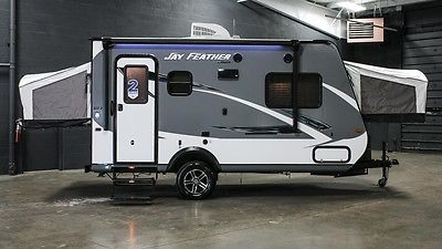 2016 jayco jay feather x17z ultra lite hybrid travel trailer camper rv camping and camping stuff. Black Bedroom Furniture Sets. Home Design Ideas