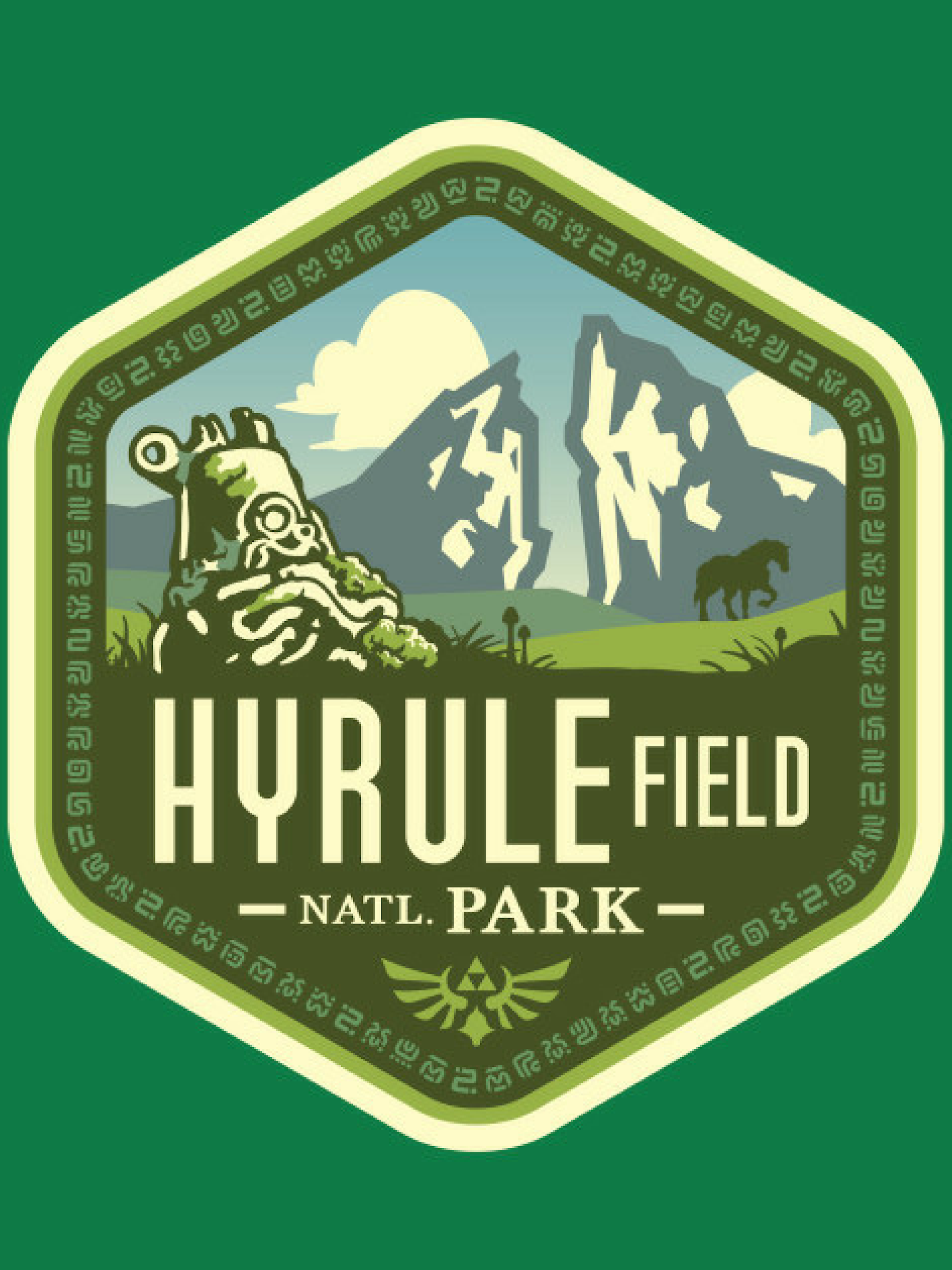 Hyrule Field National Park Breath Of The Wild Legend Of Zelda Breath Of The Wild National Parks