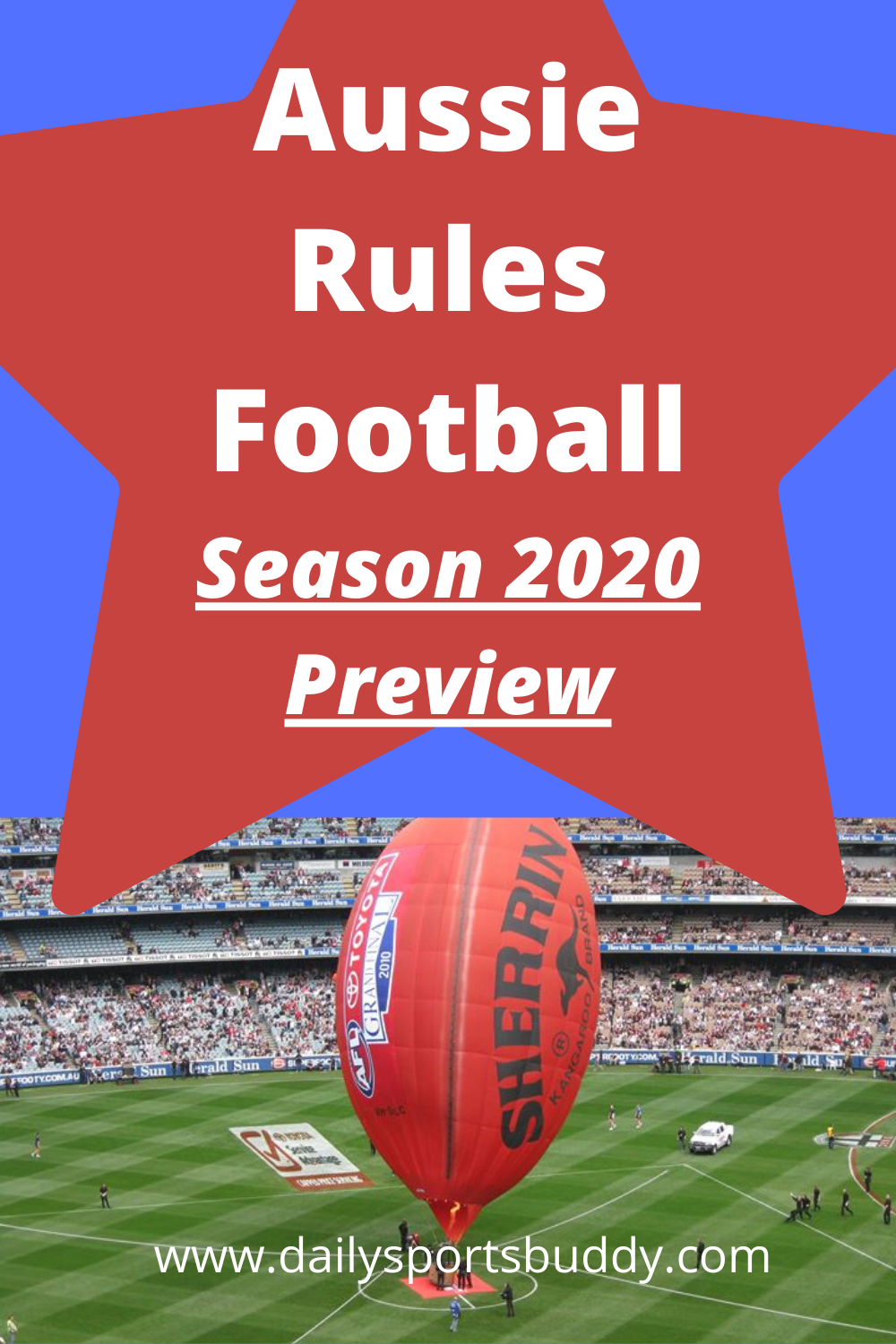 Aussie Rules Football Team Previews For Afl 2020 In 2020 Australian Football League Australian Football Football League