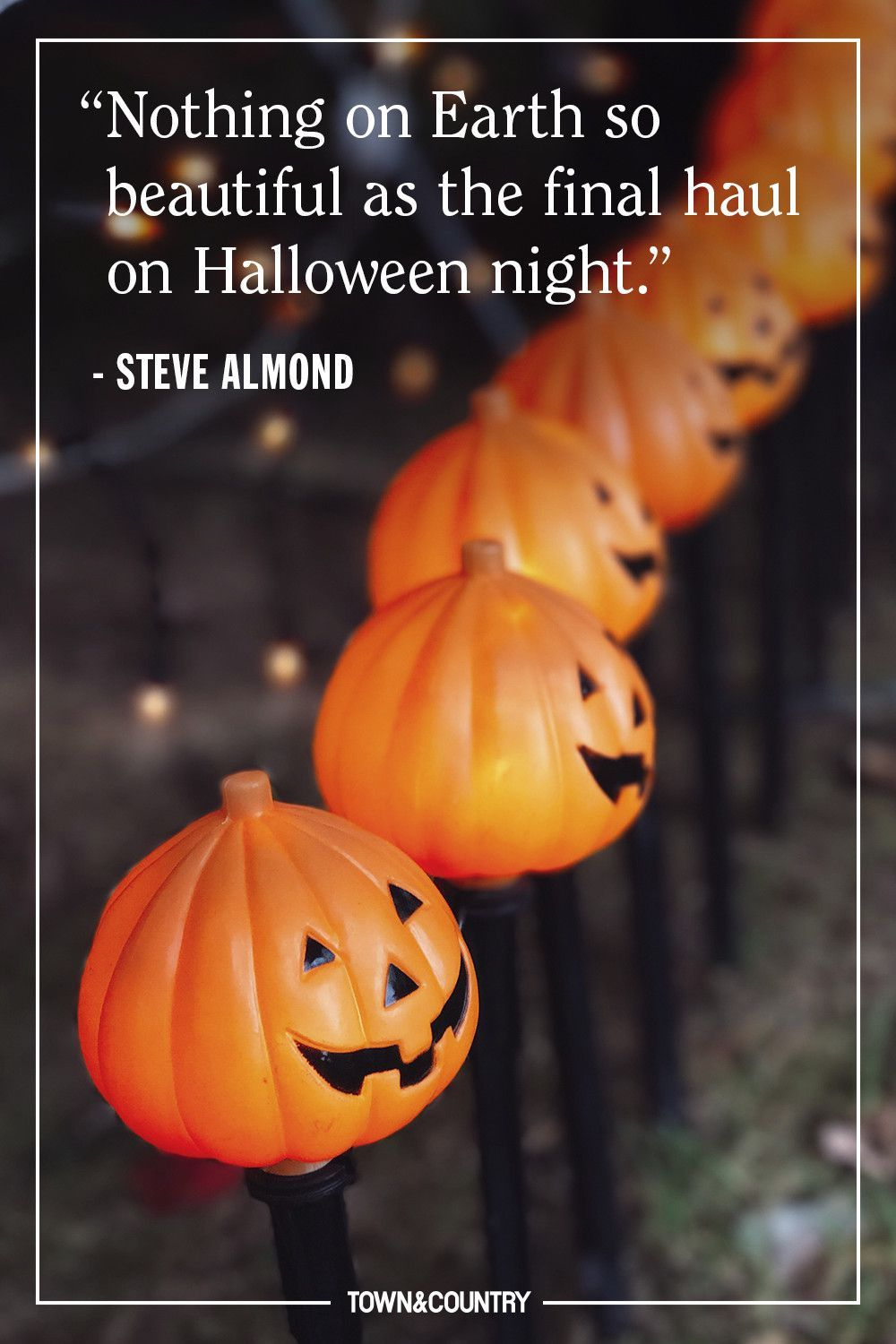 Eerie Quotes That'll Get You In the Halloween Spirit