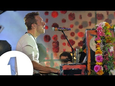 Coldplay Adventure Of A Lifetime Live For Bbc Radio 1 Youtube Bbc Radio 1 Best Of Coldplay Bbc Radio