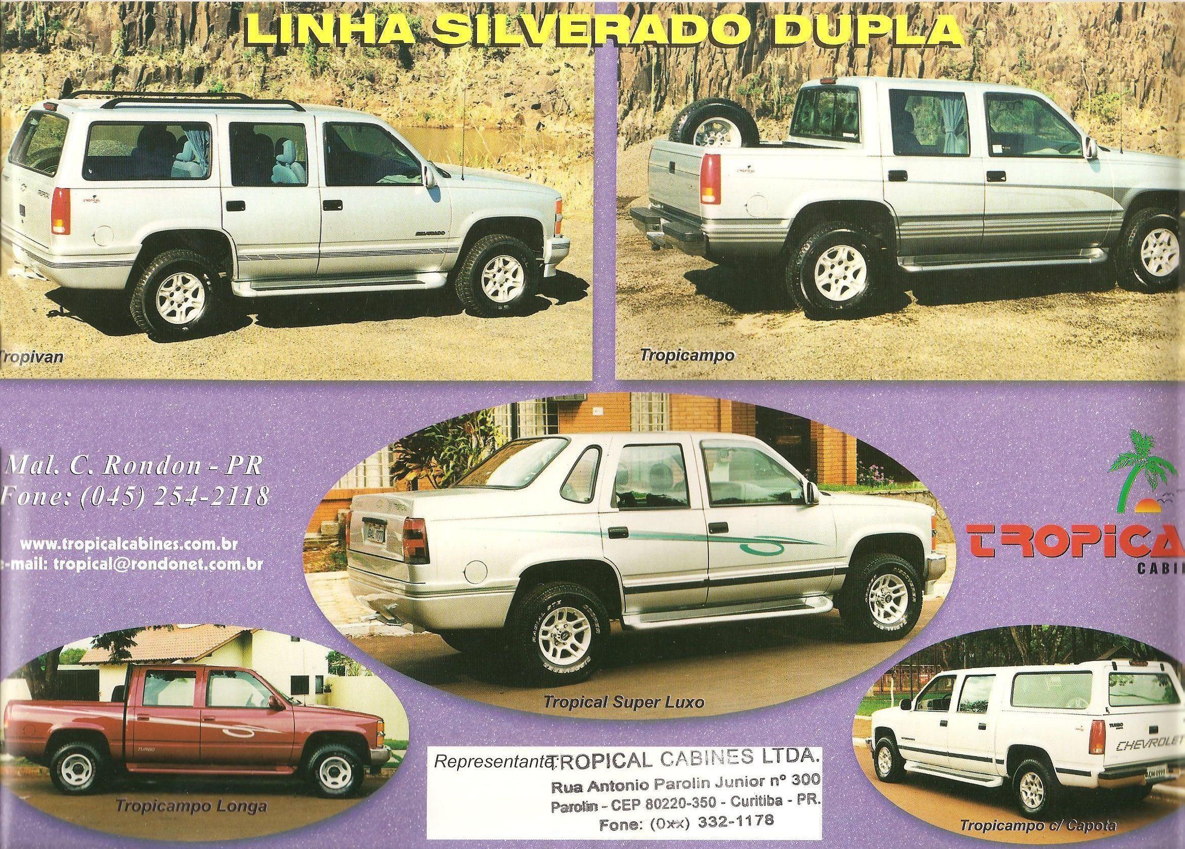 Chevrolet SUV Conversions Models LineUp Chevy trucks