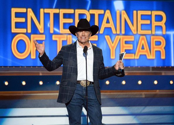 George Strait - 49th Annual Academy of Country Music Awards Show