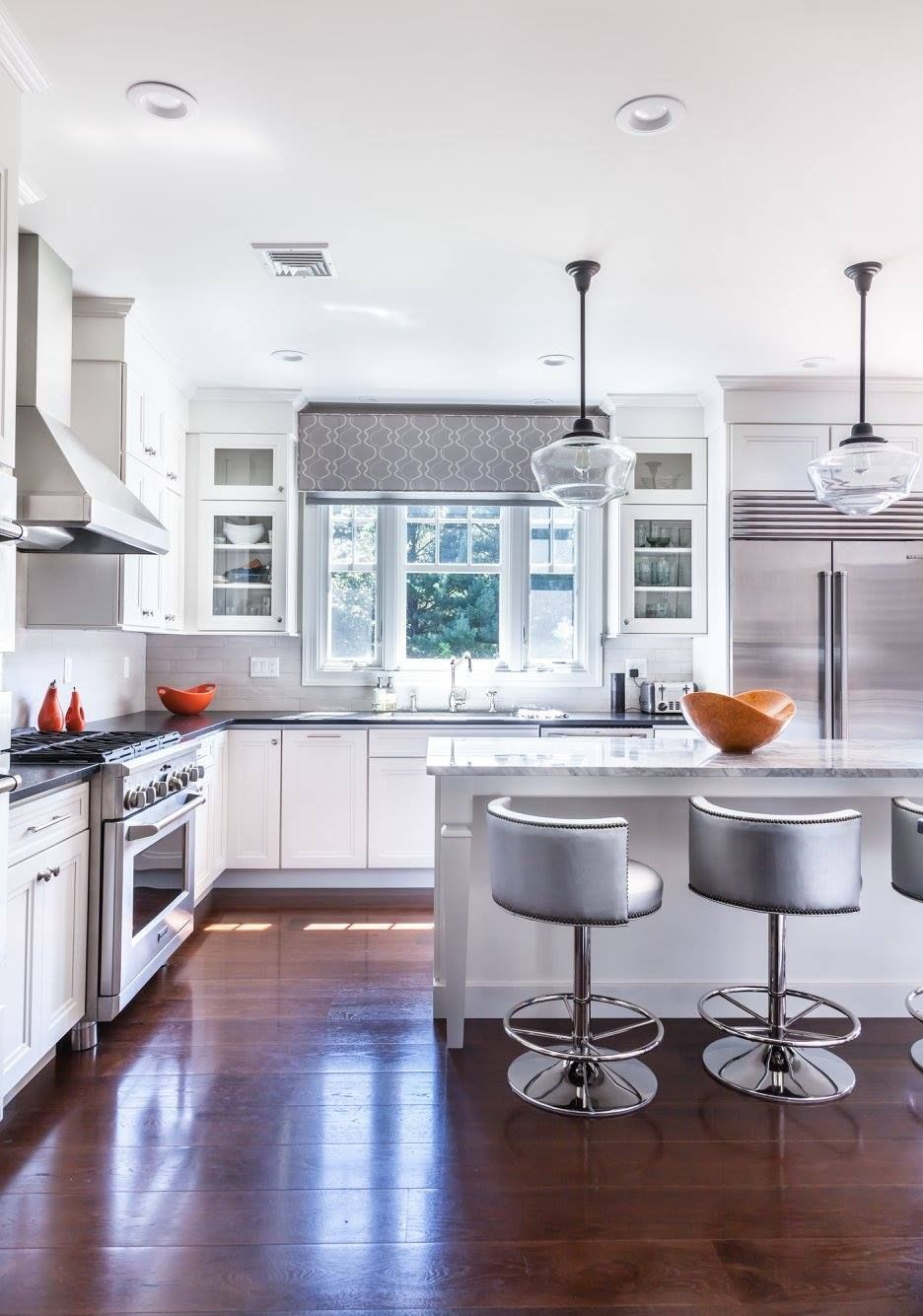 White Wonderful Kitchen Wayne NJ Home Remodeling Starts - Bathroom remodeling wayne nj