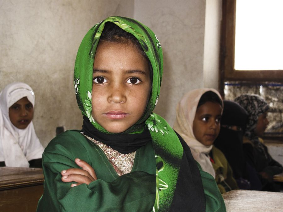 Girls Make Up More Than 60 Percent Of Primary School Aged Children
