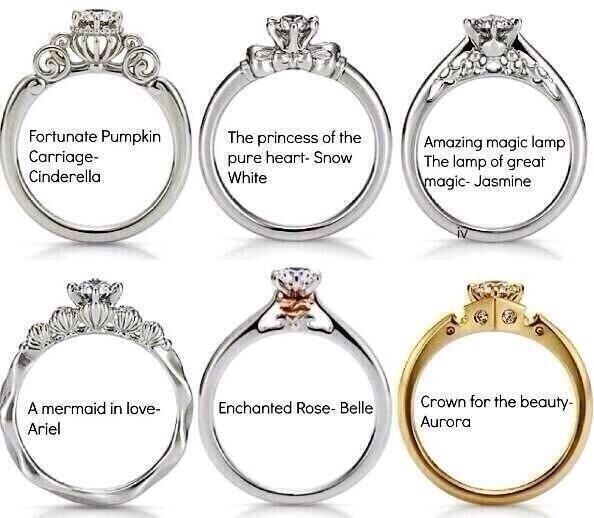 Disney Princess Engagement Rings Disney princess engagement rings