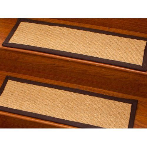 Best Sisal Stair Treads Carpet Stairs Natural Area Rugs 400 x 300