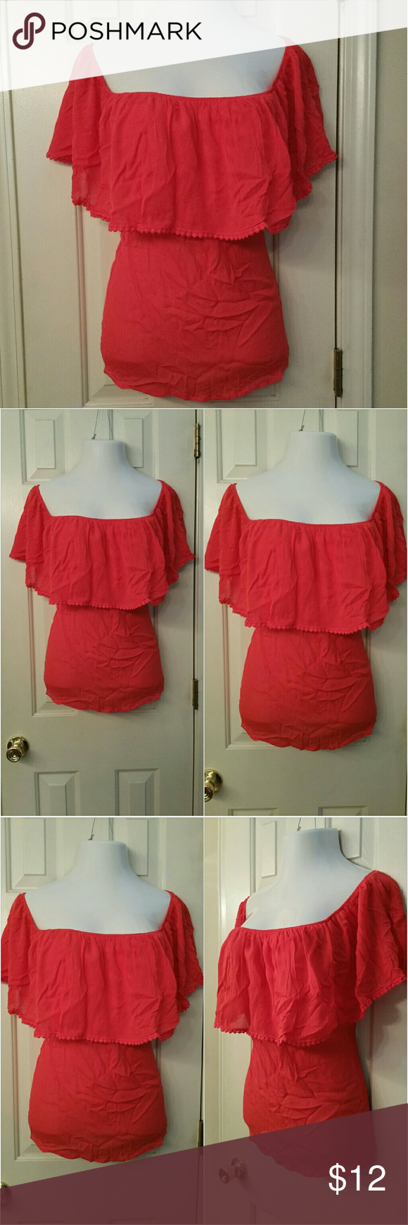 rue 21 plus size top