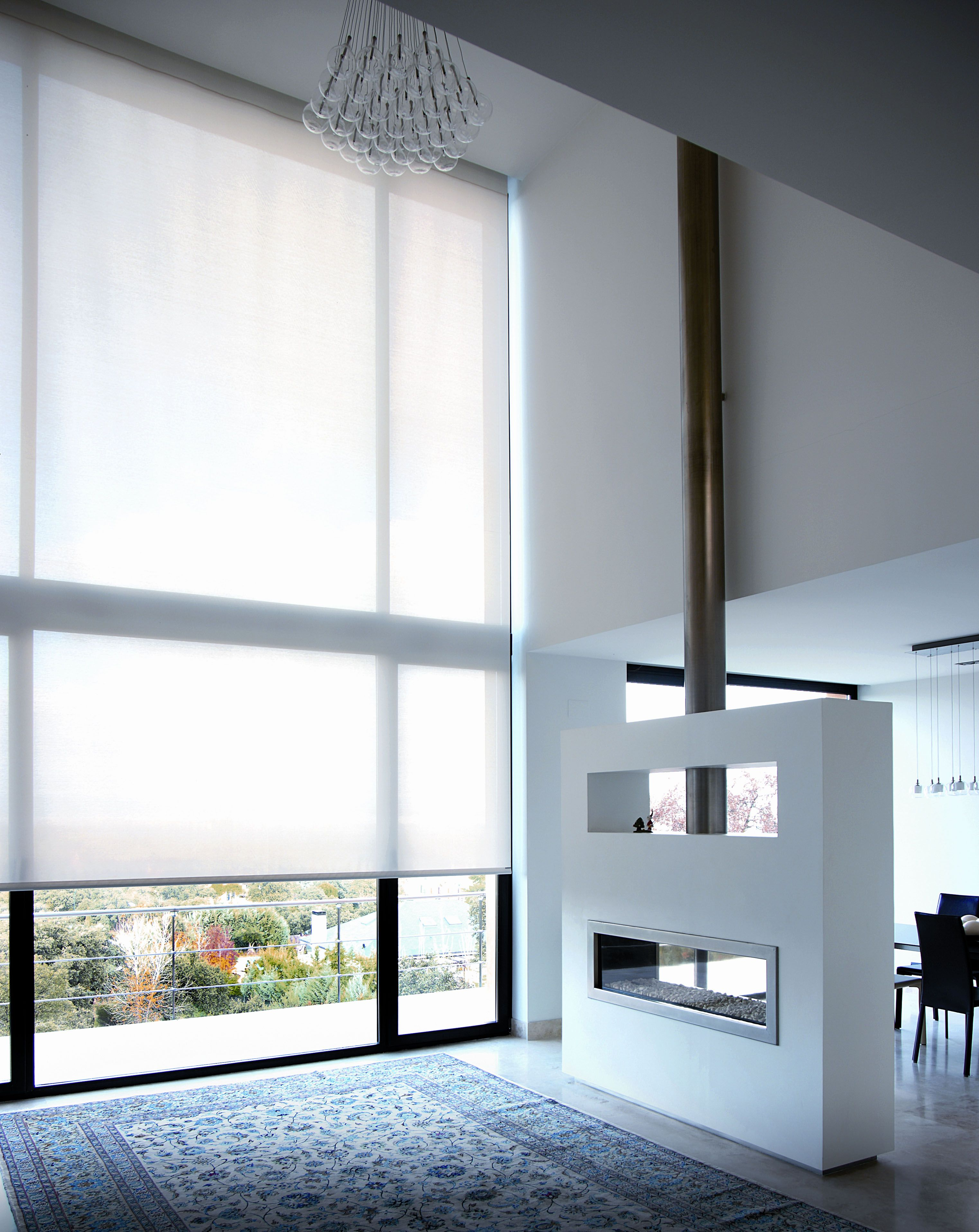 Window coverings types  prodotto  rulli  roller shade options  pinterest  window window