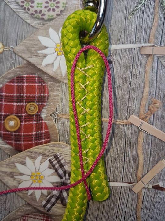 Takeln Und 8er Knoten Paracord Hundehalsband Selber Machen 8er