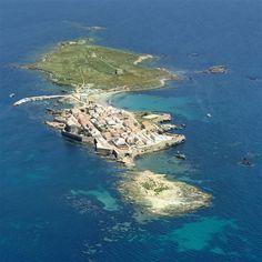 Día en la Isla de Tabarca