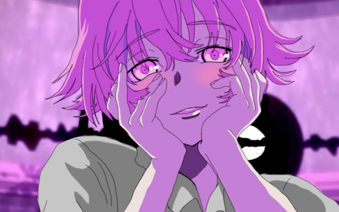 Mirai Nikki Gasai Yuno Yandere Anime Anime Girls: Yandere (Male) Yuno (Mirai Nikki).