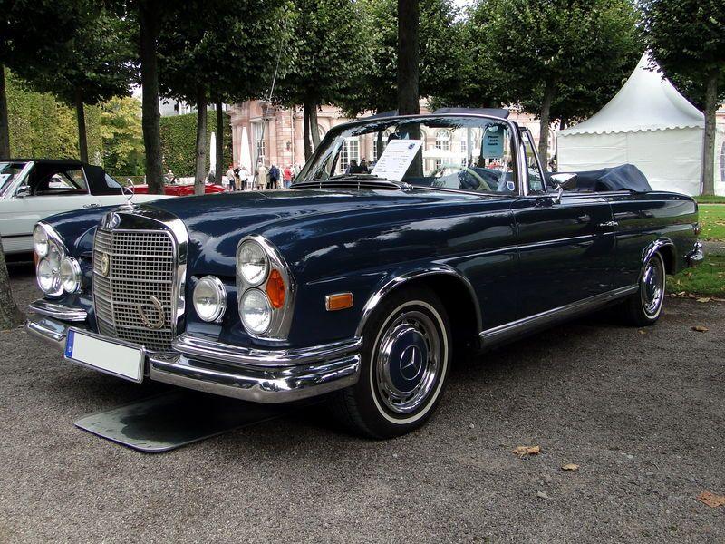mercedes benz 280 se w111 cabriolet version us 1968 oldiesfan67 mon ahhhh cars. Black Bedroom Furniture Sets. Home Design Ideas