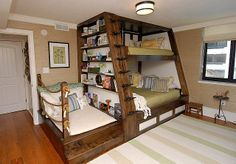 Loft Bunk Beds For Adults