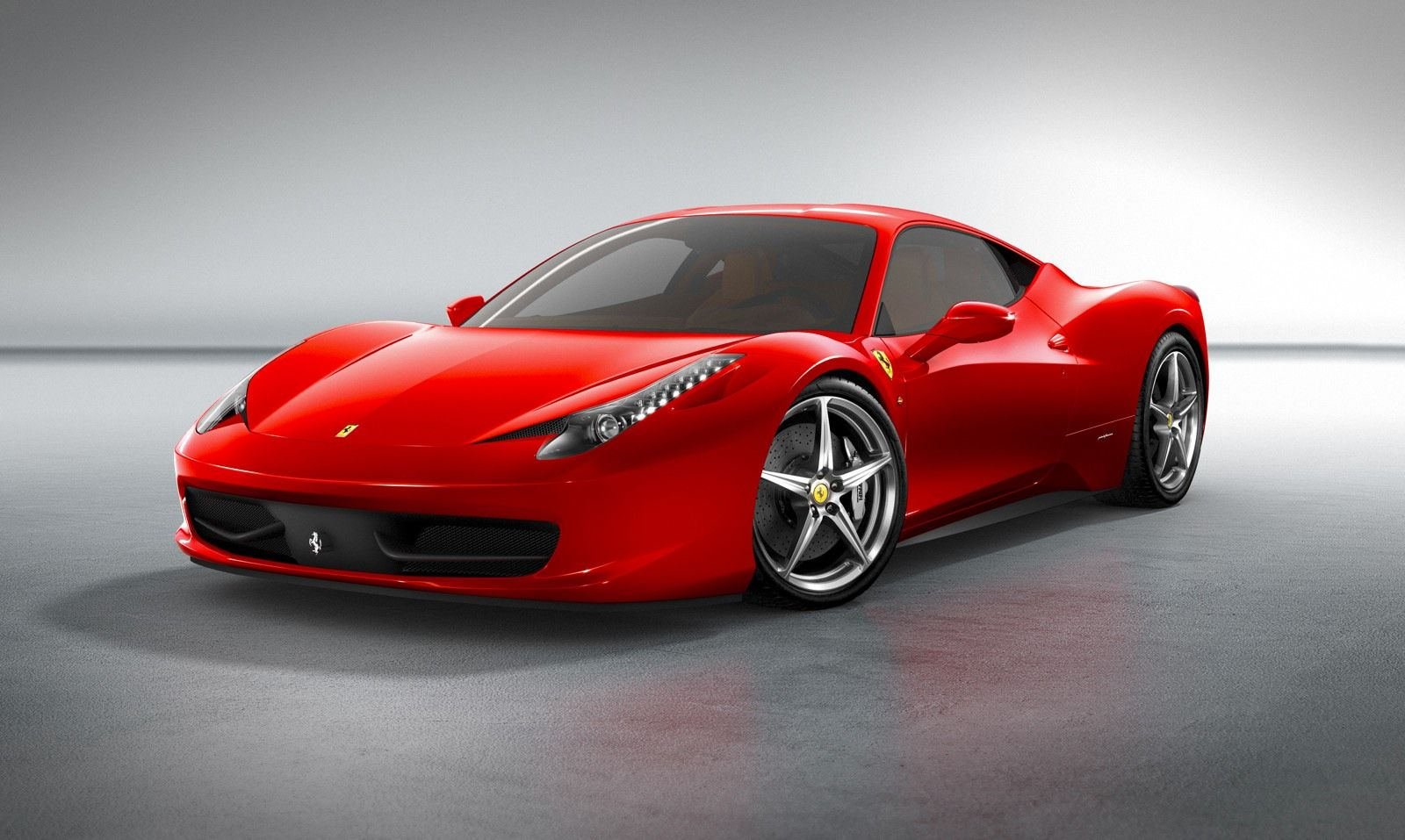 Ferrari 458 Italia, this car would be my milestone being successful car. Soo attractive and sexy!