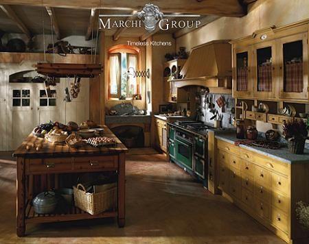 Cocinas Casa De Campo   Decoracion De Interiores Estilo Rustico Interiores Casas De Campo