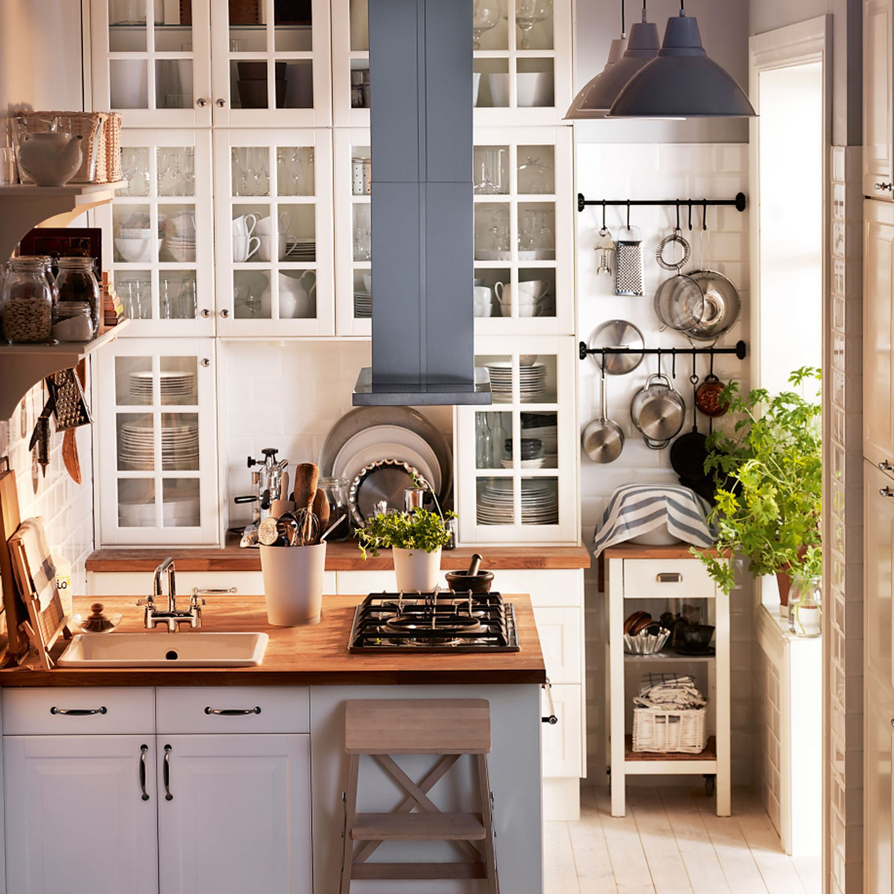 Kitchen ideas Ikea kitchen design, Ikea small kitchen