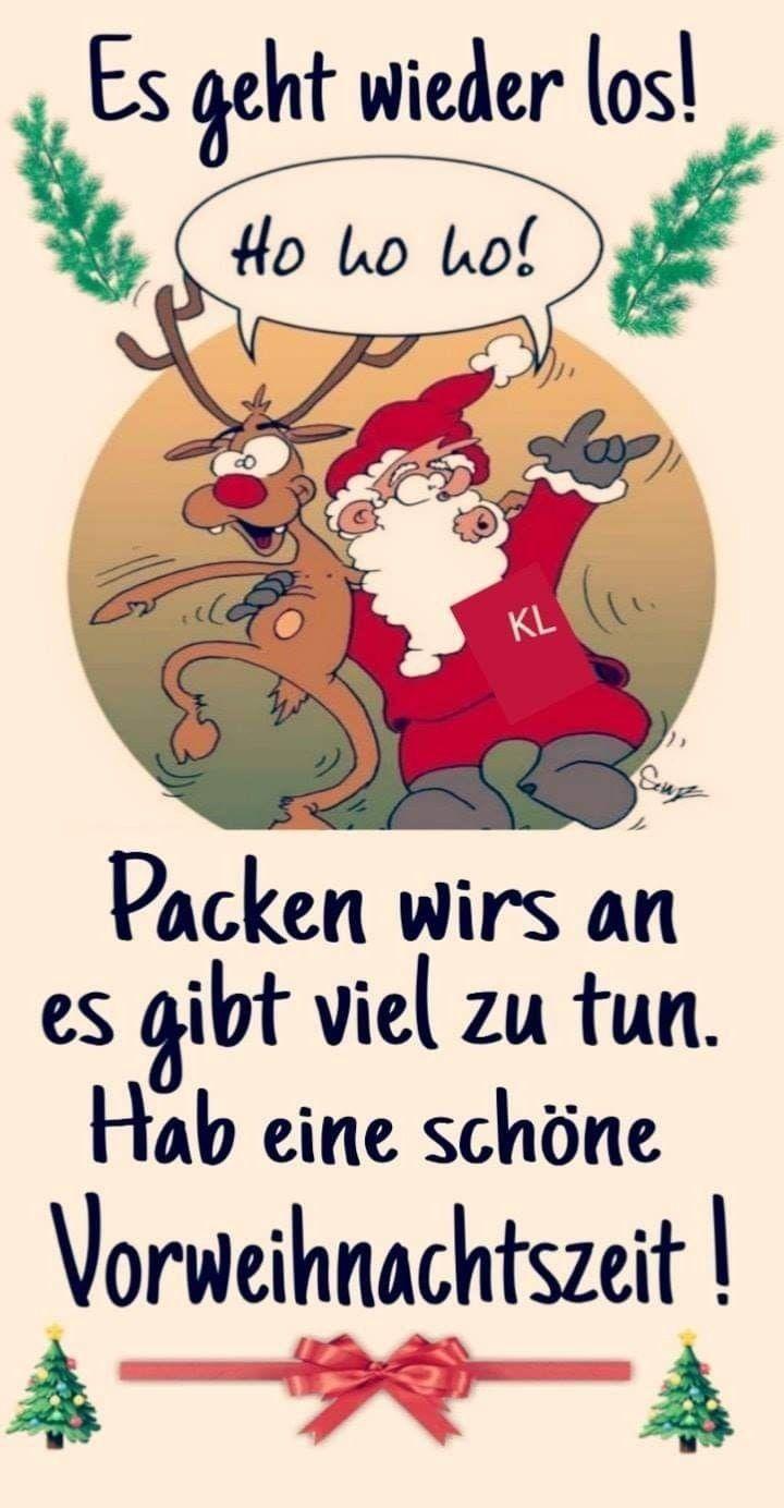 Pin von Ingrid Triebl auf Lustig   Weihnachtszitat ...