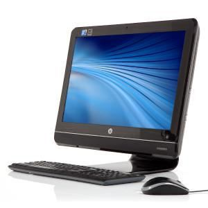 hp compaq 6000 pro all in one pc intel 3ghz 4gb. Black Bedroom Furniture Sets. Home Design Ideas
