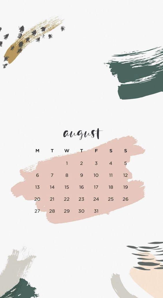 Pin on iphone calendar wallpaper