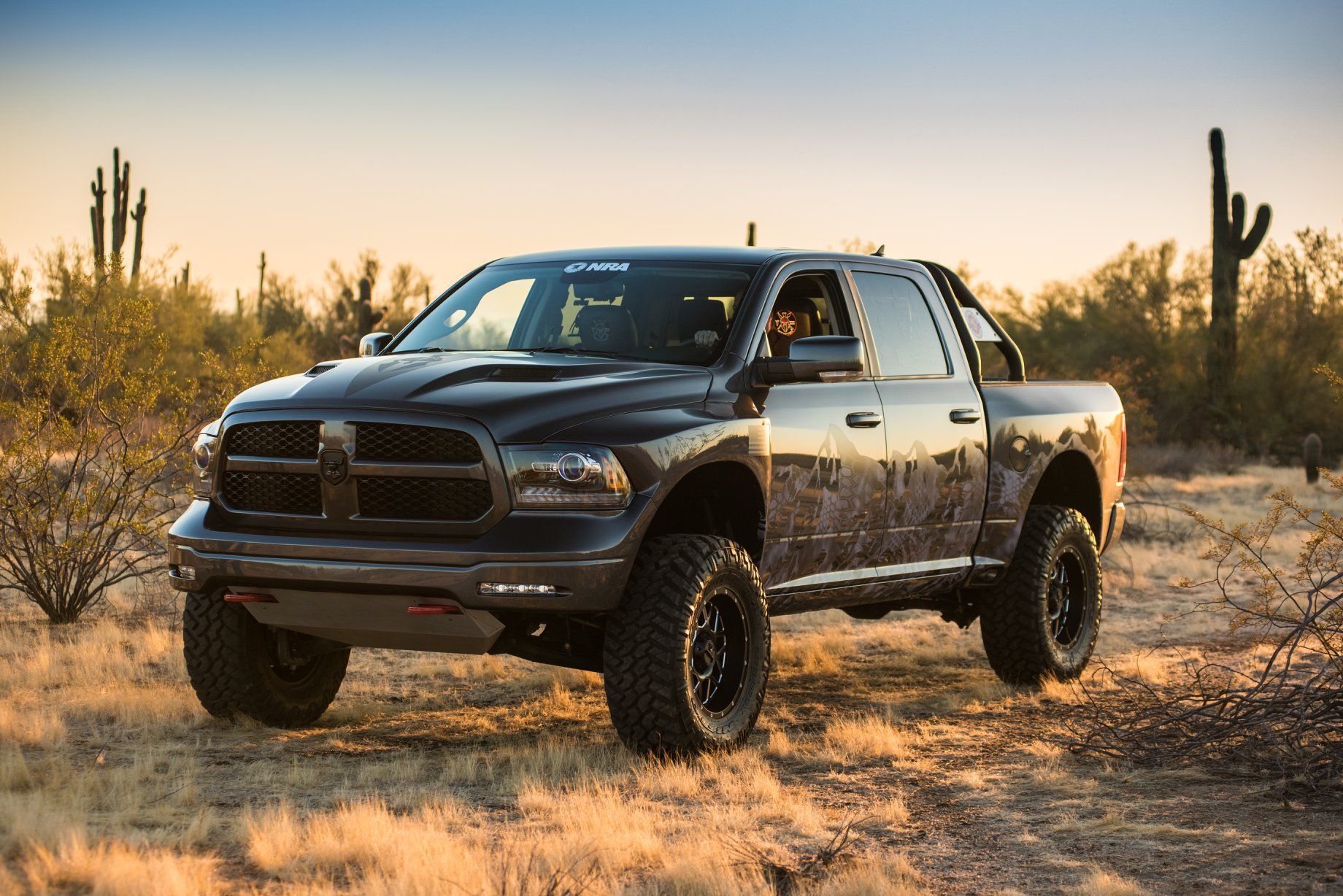 get your kore suspension at www koreraceshop com ram1500 levelingkits nra bestlevelingkitwithfourshocks [ 1840 x 1228 Pixel ]