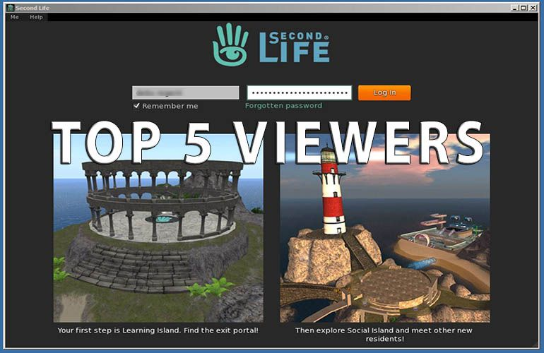 Second Life Viewers {Eddie Cheever}