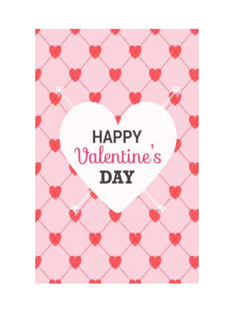 Valentine S Day Card Template 5 Free Templates In Pdf Throughout Valentine Card Templa Valentines Day Card Templates Valentine Card Template Valentines Cards