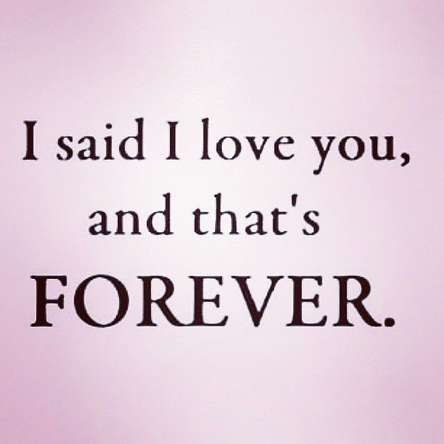 Quotes About Forever Love Enchanting I Love You Forever Love Love Quotes Quotes Quote In Love Love Quote