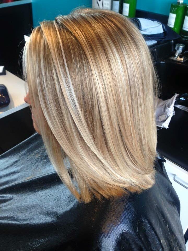 Hair By Moriya Martin At Salon K Lincoln Ne Frisuren