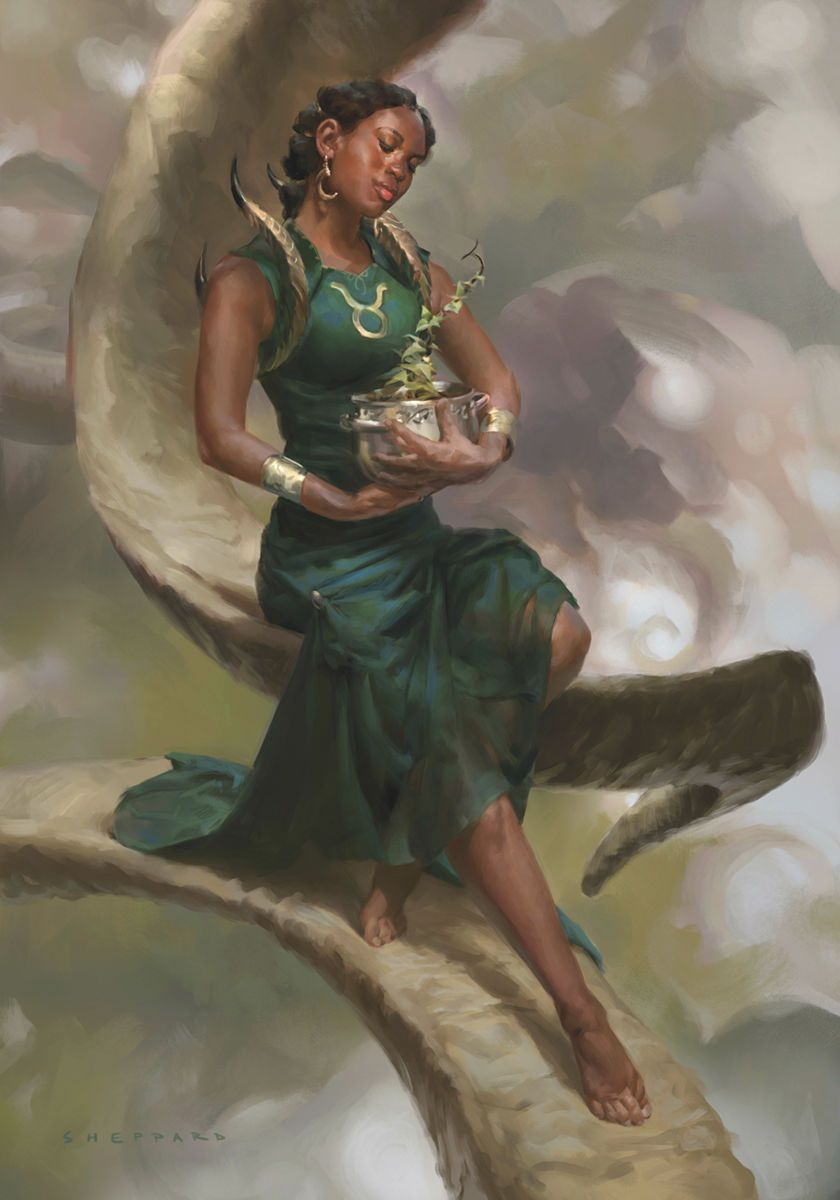 About The Earth Signs In Astrology Taurus Virgo And Capricorn Taurus Art Character Art Renaissance Art