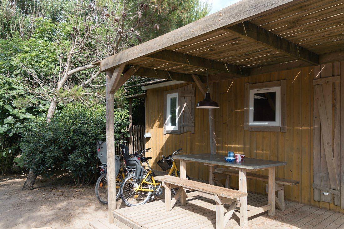 Camping Südfrankreich: 5 Sterne Camping mit Mobilheim ...