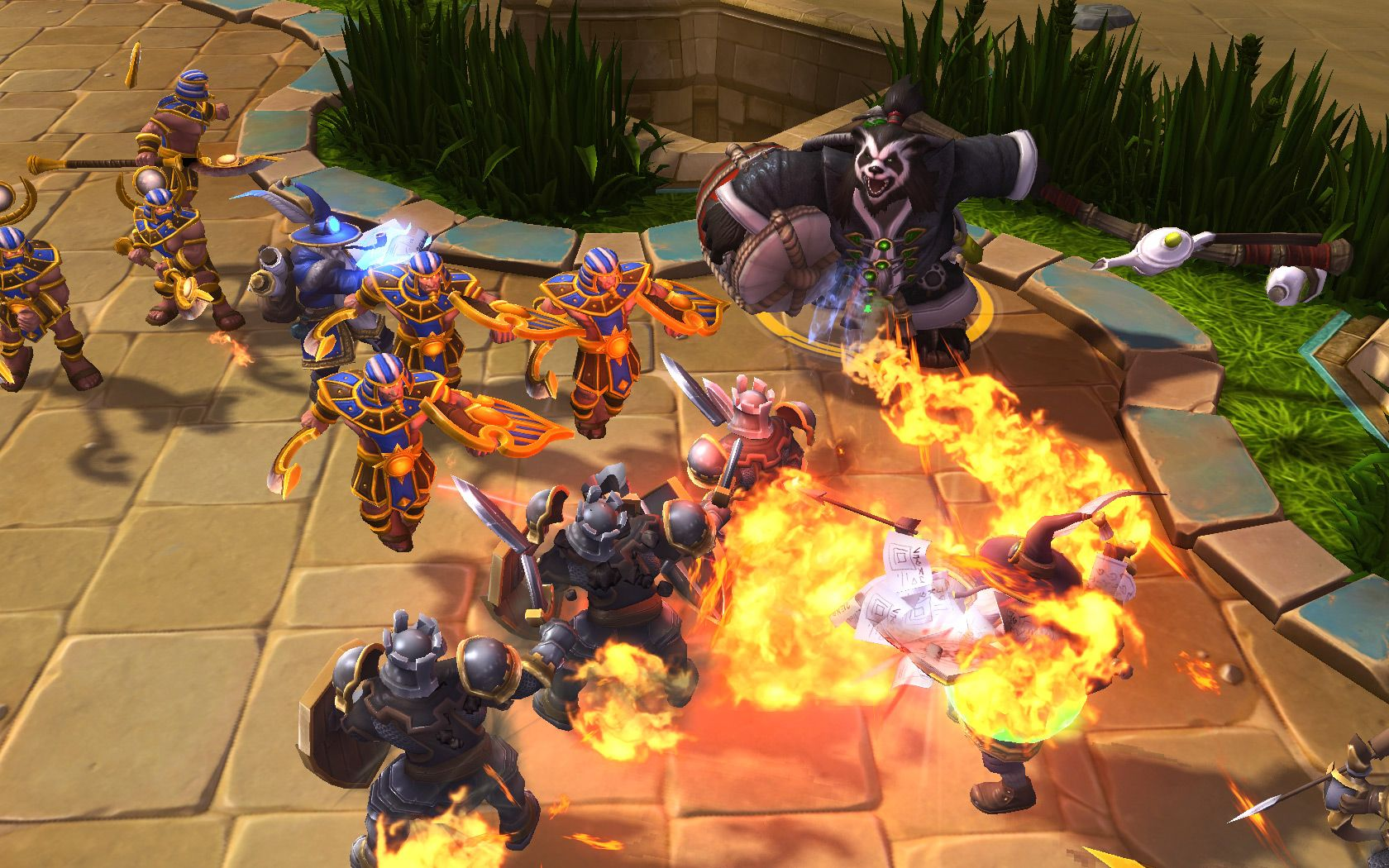 Heroes Of The Storm Blizzard Entertainment Activision