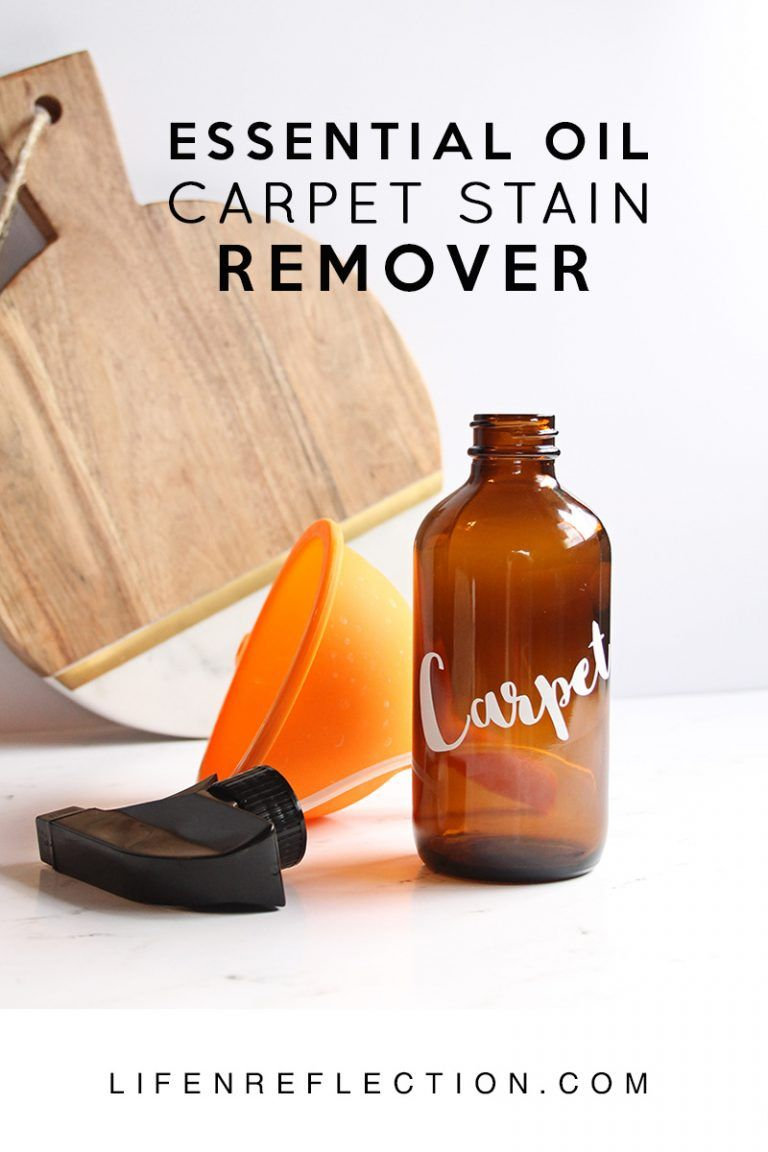 Easy natural diy carpet stain remover recipe stain