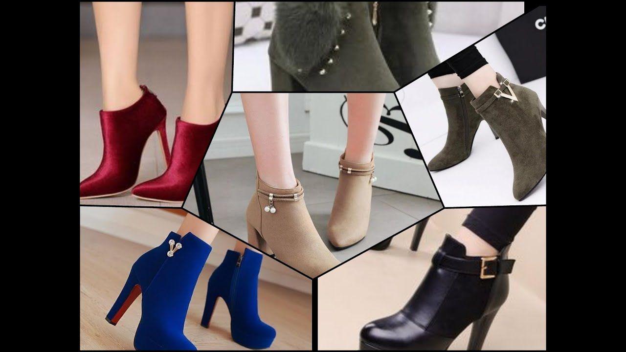 موضة 2020 أحدث موديلات أحذية كعب عالي أحذية أنيقة ورائعة Character Shoes Fashion Sport Shoes