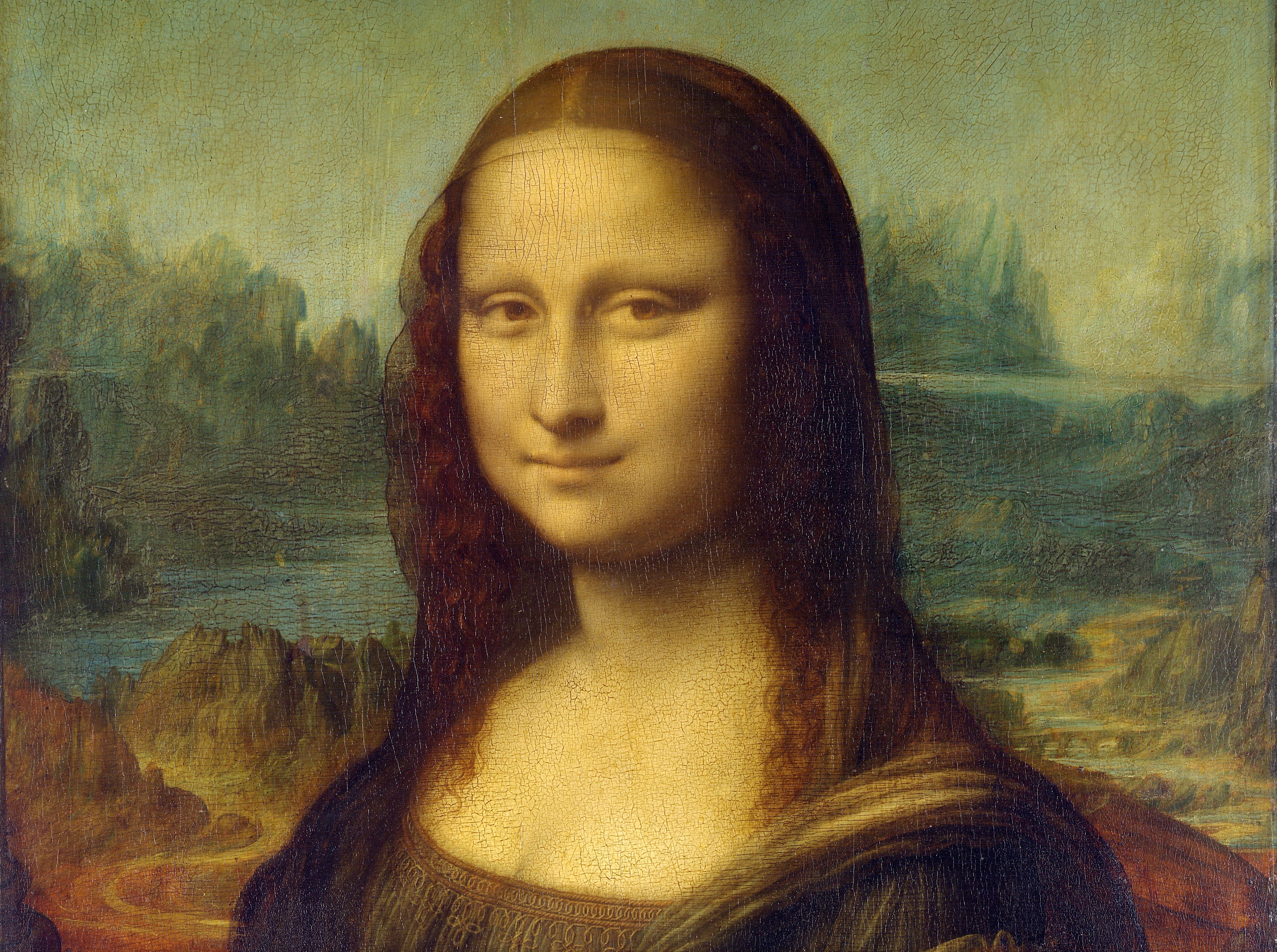 Mona Lisa By Leonardo Da Vinci Mona Lisa Painting Artistic Drawings Portrait Painting Monalisa Leonardodavinci Leonardo Da Vinci Mona Lisa Da Vinci Art