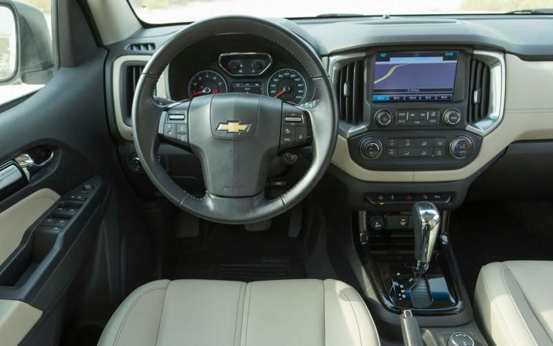 Chevrolet Trailblazer Ltz 2019 Chevrolet Trailblazer Chevrolet