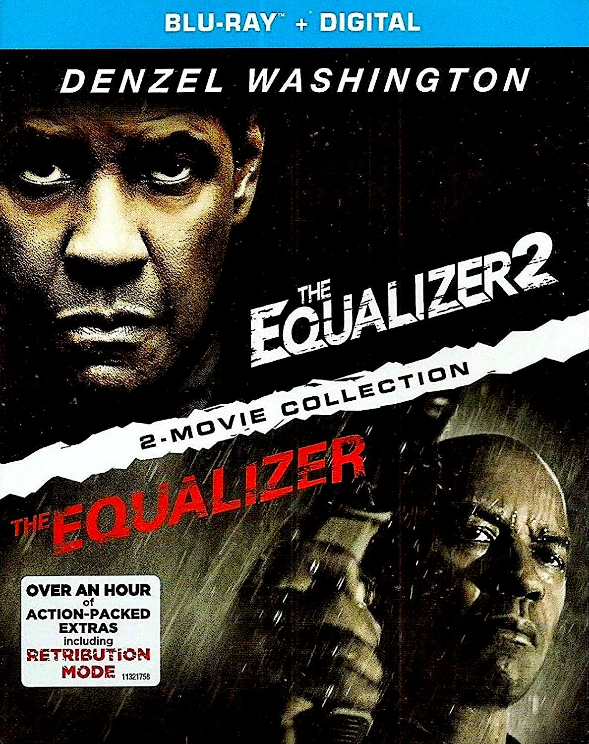 The Equalizer Duology (2014-2018) Dual Audio [Hindi + English] | x264 | x265 10bit HEVC Bluray | 1080p | 720p
